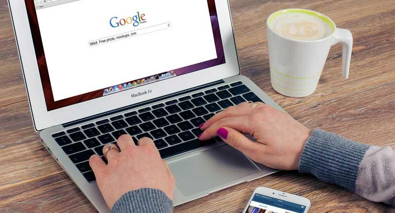 Hakukonemarkkinointi-Google
